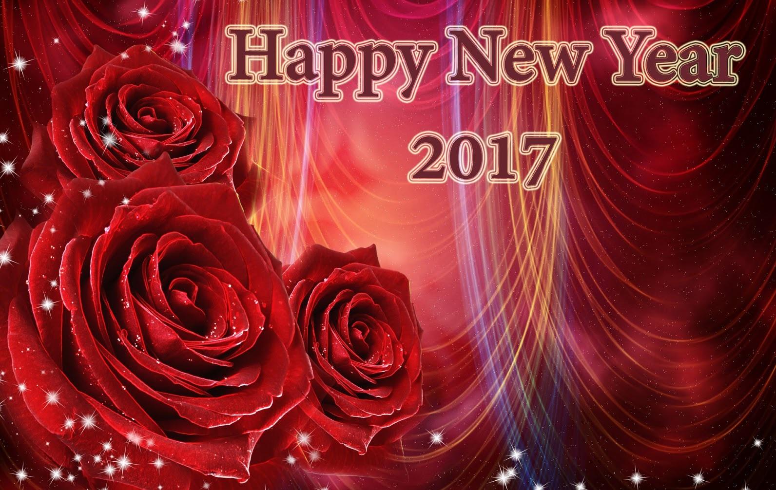 Happy New Year 2017 Flat Creek Roses Ev