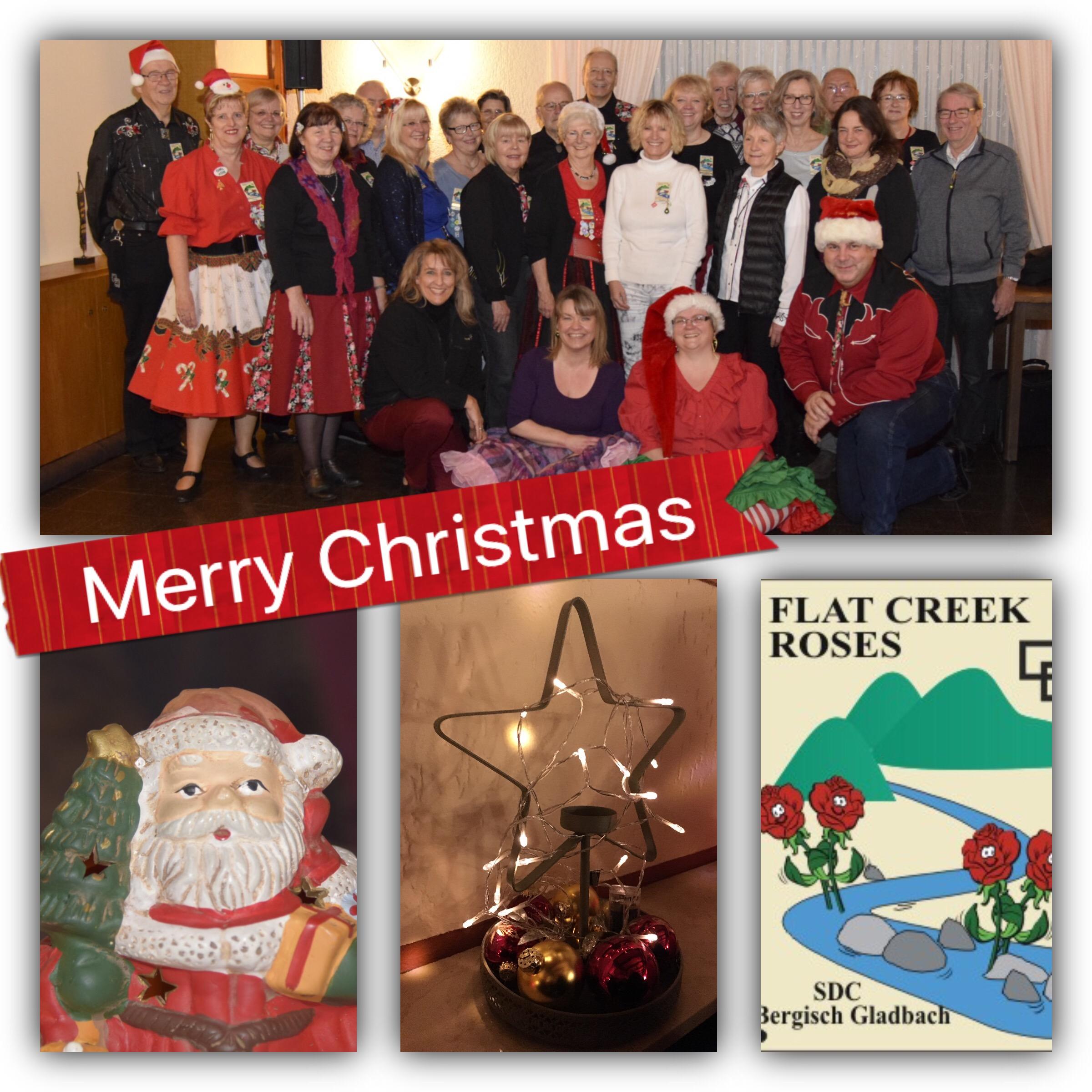 Merry Christmas – Flat Creek Roses e.V.
